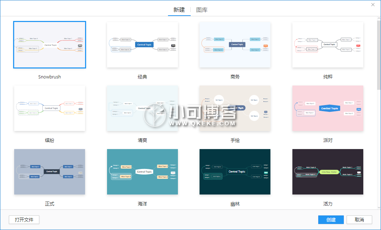 XMind ZEN 2019 思维导图 9.2.0-201904271935