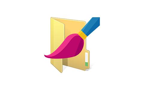 Folder Painter 文件夹改色工具 v1.2 中文版